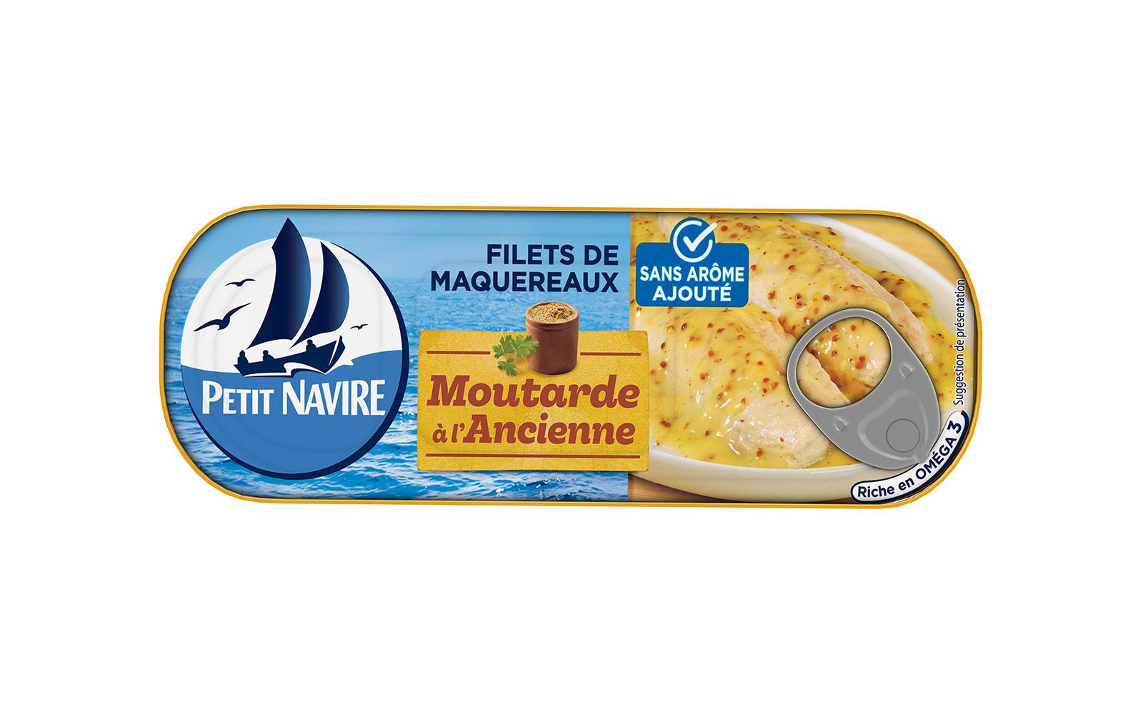 old mustard mackerel