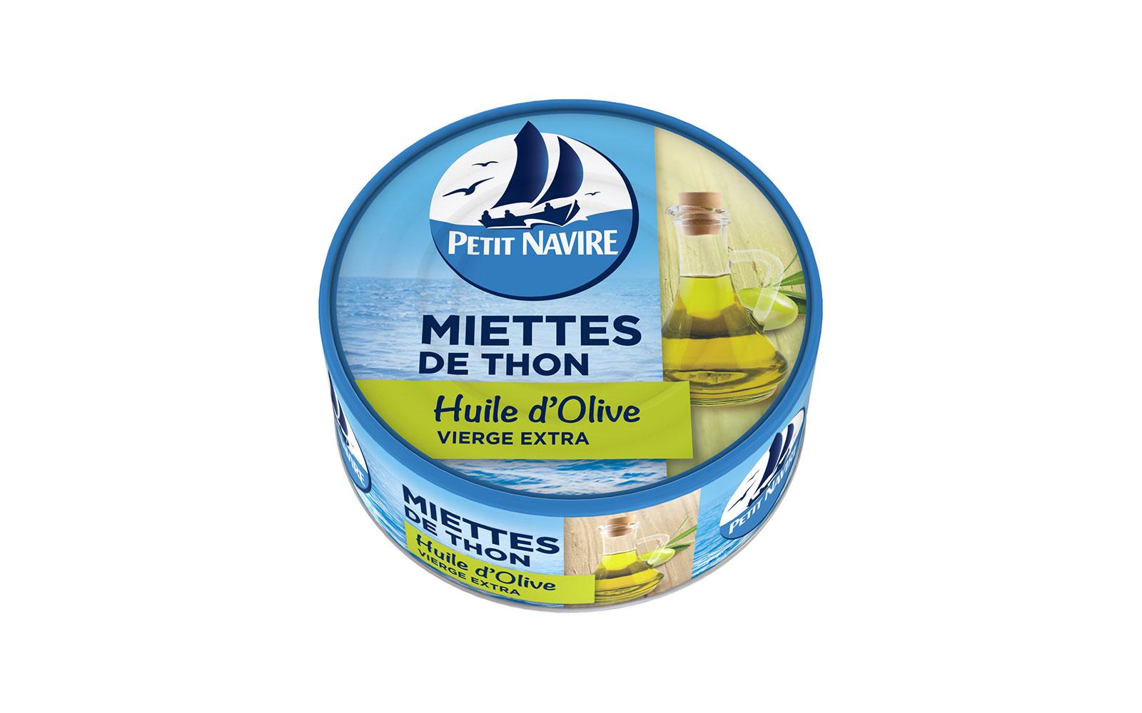 tuna crumbs
